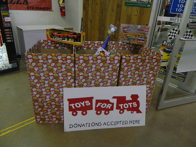 You are browsing images from the article: Toys for Tots 2012